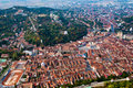 Brasov Upper View2 Stock Images - 11349004