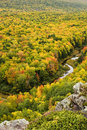 Autumn Color In Michigan Upper Peninsula Royalty Free Stock Photo - 11365725