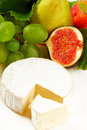 Cheese And Fruits Royalty Free Stock Photos - 11414218