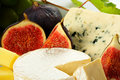 Cheese And Fruits Stock Photo - 11414250