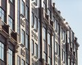 Windows In The Building As A Background Royalty Free Stock Photos - 114198788