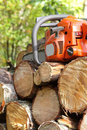 Chainsaw Royalty Free Stock Photography - 11472267