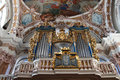 Baroque Pipe Organ In Innsbruck, Austria Royalty Free Stock Photos - 11478648
