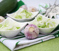 Spring Onions Stock Photography - 11487262