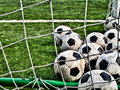 Soccer Balls Royalty Free Stock Images - 11490519