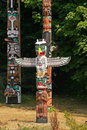 Totem Poles Royalty Free Stock Images - 1153709