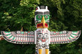 Totem Pole Stock Images - 1153724