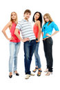 Modern Youth Stock Photography - 11510062
