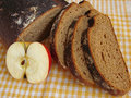 Bread And Apple Stock Photos - 11524243