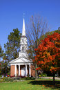 Church In Greenfield Village Stock Photo - 11526000