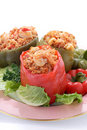 Stuffed Peppers Stock Photography - 11575842