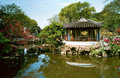 Chinese Garden Royalty Free Stock Images - 11590749