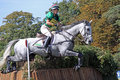 Eventing Cross Country Royalty Free Stock Image - 11609946