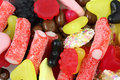 Sweets And Candy Mix Close Up Stock Image - 11611541