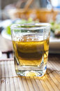 Glass With An Alcoholic Drink Stock Photography - 11626952