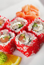 Philadelphia Special Roll Royalty Free Stock Images - 11632169