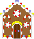 Gingerbread House Color 02 Stock Photo - 11634080