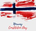 Norway Constitution Day Background Royalty Free Stock Photos - 116388228