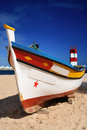 Portuguese Fishing Boat Royalty Free Stock Photo - 11646065
