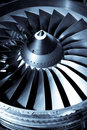 Engine Blades Royalty Free Stock Photography - 11648087