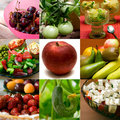Healthy Collage Stock Images - 11649424