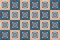 Gorgeous Seamless Pattern Moroccan, Portuguese Tiles, Azulejo, Ornaments. Can Be Used For Wallpaper, Pattern Fills, Web Stock Photos - 116407363