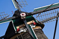 Details Of A Dutch Windmill Stock Images - 11664354