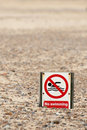 No Swimming Stock Images - 11676594
