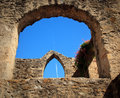 Arches Of San Juan Mission In Texas Stock Photography - 11686822