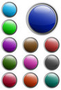 Web Buttons Stock Image - 11689221