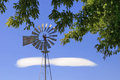 Farm Windmill Royalty Free Stock Images - 1177099