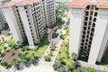 Residential Aparment Block Stock Photography - 11700942