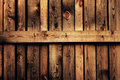 Old Brown Wood Fence Stock Photos - 11715783
