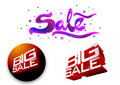 Sale Signs Stock Image - 11726671