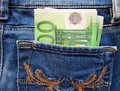 Money In The Pocket Royalty Free Stock Photography - 11754277