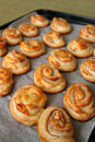 Puff Pastry Rolls Royalty Free Stock Images - 11767699