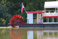 River Boat And Reflection Royalty Free Stock Photo - 11780265