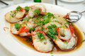 Chinese Steamed Shrimp Royalty Free Stock Images - 11804399
