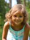 Beautiful Little Girl Stock Photos - 11809963