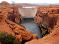 Glen Canyon Dam Stock Images - 11815274