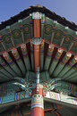 Traditional Roof, South Korea Royalty Free Stock Photo - 11818125