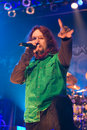 Sonata Arctica Band Perform On Budapest Royalty Free Stock Images - 11839429