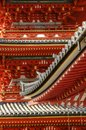 Old Japanese Architecture In Details Stock Image - 118577091