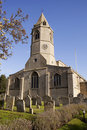 Village Church Stock Photography - 11873482