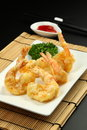 Deep Fried Prawn Royalty Free Stock Images - 11878409