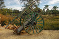 Old Wooden Cart - Wheel Royalty Free Stock Photography - 11898007