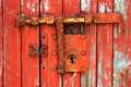 Old Latch Royalty Free Stock Photography - 1194597