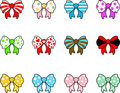 Cute Ribbon Collection Stock Image - 11904281