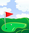 Golf Field Stock Images - 11924394