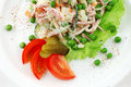 Salad From Fresh Vegetables Stock Photo - 11933320